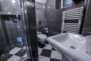 Łazienka w obiekcie Chata pod Skocznią