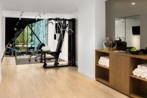 The fitness center and/or fitness facilities at West Hotel Sydney, Curio Collection by Hilton