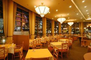 Restoran atau tempat makan lain di Navios Yokohama