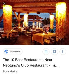 A restaurant or other place to eat at D'ALESSANDRO