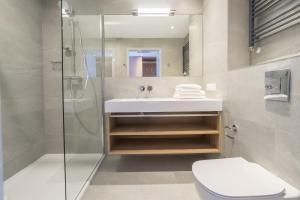 Łazienka w obiekcie Baltivia Sea Resort