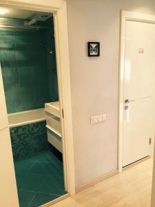 Ванная комната в Керамический проезд 55