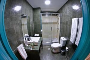 Um banheiro em My Hostel