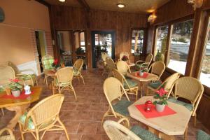 Restaurace v ubytování Chata Javorina