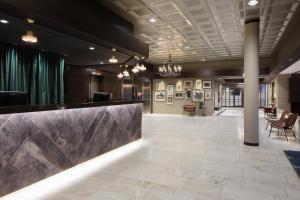 The lobby or reception area at Radisson Blu Park Hotel, Oslo