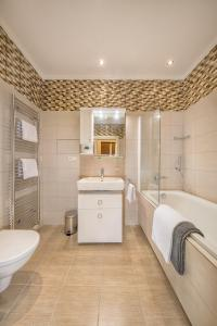 Bagno di Luxurious Apartments Ujezd