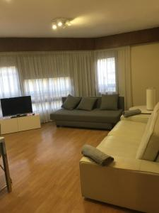 Zona de estar de APARTAMENTO CENTRICO PARKING - WIFi