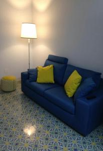 A seating area at Il sorriso