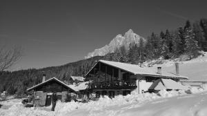 Agriturismo Maso tais during the winter
