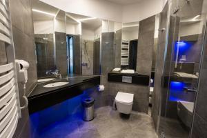 Ein Badezimmer in der Unterkunft Villa Winterpol
