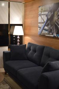 A seating area at Acropol Hotel