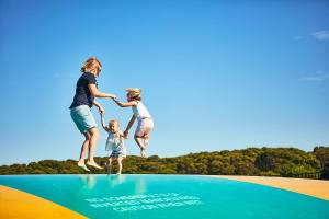 The swimming pool at or near Anglesea Family Caravan Park