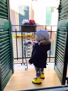 Children staying at San Pietro Leisure and Luxury