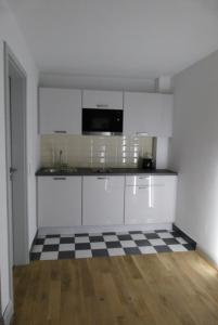 Küche/Küchenzeile in der Unterkunft Hotel Ottheinrich