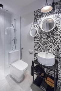Łazienka w obiekcie Business&Relax Apartment