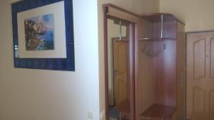Ванная комната в Апартаменты на Терской,84