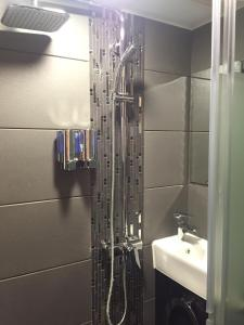 Ванная комната в Seasons Hotel