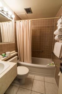 A bathroom at Bow View Lodge