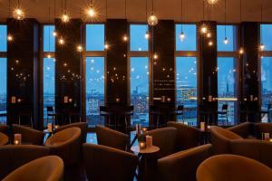 Lounge oder Bar in der Unterkunft Hyperion Hotel Hamburg