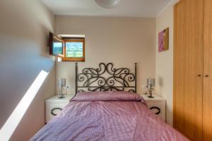 Cama o camas de una habitación en Apartaments Flor De Neu
