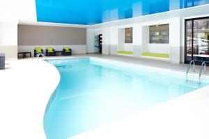 The swimming pool at or near Novotel York Centre