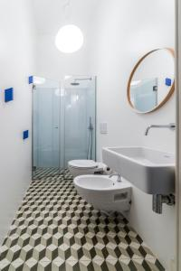 A bathroom at Malmerendas Boutique Lodging