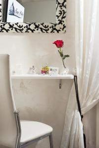 Um banheiro em B&B San Pietro Panoramic View