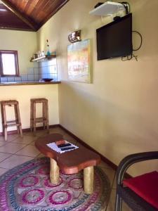 TV/Unterhaltungsangebot in der Unterkunft Bahiadomizil