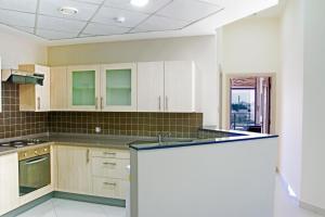 مطبخ أو مطبخ صغير في المؤيد سويتس