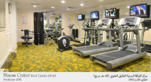 Academia e/ou comodidades em Habitat Hotel All Suites - Jeddah