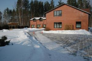 Strenči Guesthouse & SPA during the winter