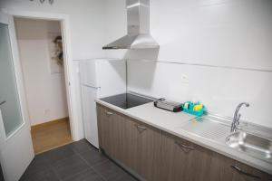 A kitchen or kitchenette at Be Free Granada