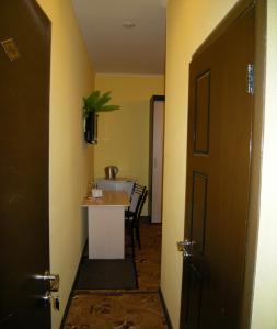 Ванная комната в Отель Олимп