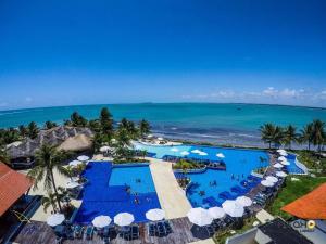 Uma vista da piscina em Serrambi Resort ou nos arredores
