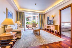 A seating area at Pestana Royal Premium Ocean & Spa Resort