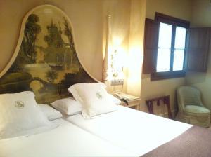 Un ou plusieurs lits dans un hébergement de l'établissement Sacristia de Santa Ana