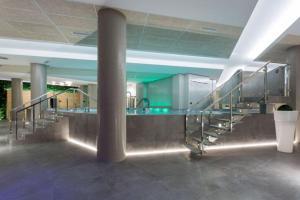 Gimnasio o instalaciones de fitness de SPA Sercotel Odeón