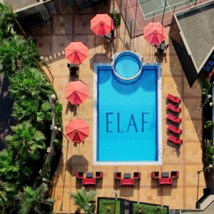 A view of the pool at Elaf Jeddah Hotel - Red Sea Mall or nearby