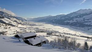 Pension Lacknerhof im Winter