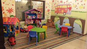 The kid's club at Serene Residence