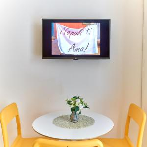 TV o dispositivi per l'intrattenimento presso A Casa del Principe