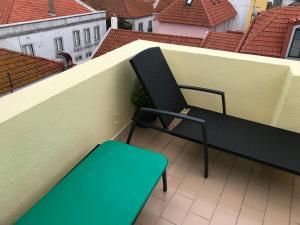 A balcony or terrace at PocoNovo