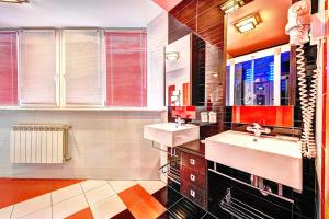 Ванная комната в SPA-отель Ля Ви де Шато