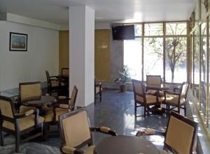 Лаундж или бар в Hotel Señorial
