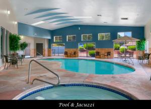 The swimming pool at or near Days Inn by Wyndham Williams
