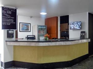 Лобби или стойка регистрации в Hotel Señorial