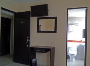 Ванная комната в Hotel Señorial