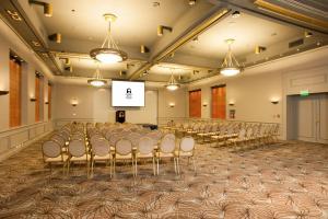 Бизнес-центр и/или конференц-зал в Austral Plaza Hotel