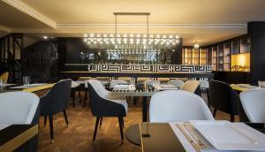 Restaurant ou autre lieu de restauration dans l'établissement ICON Casona 1900