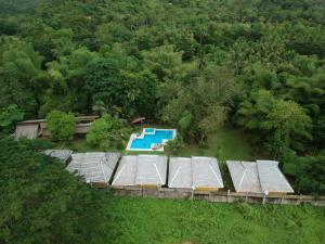 A bird's-eye view of La Natura Resort